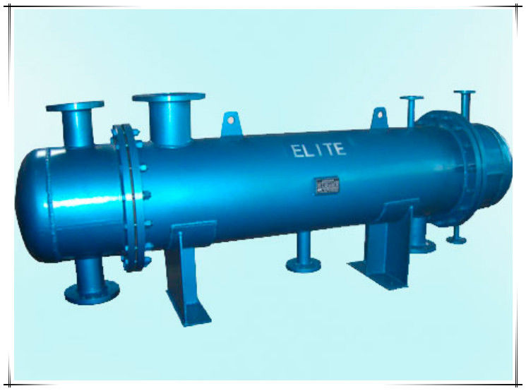 High Pressure Compressed Air Receiver Tanks Pressure Vessel Blue Color