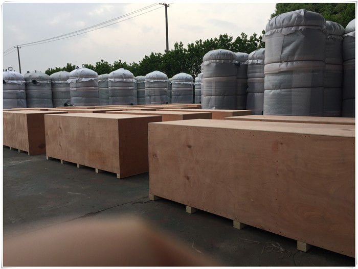 1000L Industrial High Pressure Air Storage Tanks For Stationary Screw Air Compressor